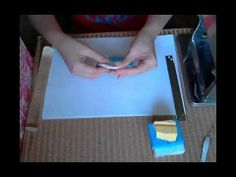 ▶ Master Class on Polymer Clay, Technology Cane (Cane) - YouTube