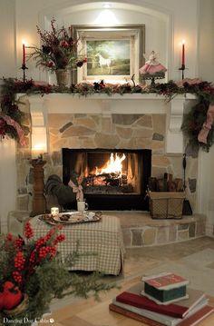 Dancing Dog Cabin: Merry Christmas 2015!