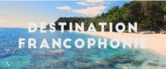 Retrouvez la Saison 4 de Destination Francophonie à partir du Samedi 5 Septembre sur #TV5MONDE.