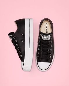 38 Best Leather converse images in 2019 | Leather converse