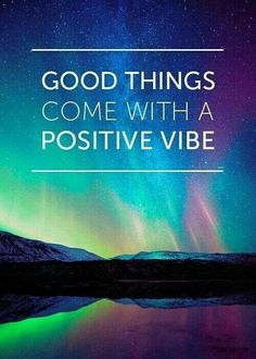 Good things come with a positive vibe #revision #exams #quote #motivation