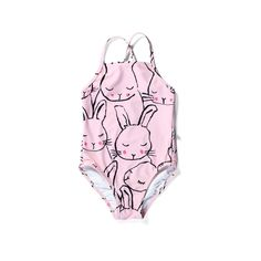 Minti Sleepy Bunnies Minti Swimsuit Ballet