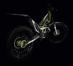 VERTIGO Trials Bike Design from Barcelona-Sttutgard