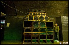 Channel One sound system
