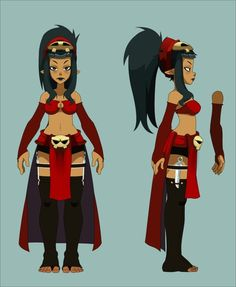 as a reference to the personalization of the person. - Forum WAKFU: Forum discussion of MMORPG WAKFU Character Model Sheet, Fantasy Character Design, Character Modeling, Character Design References, Character Design Inspiration, Game Character, Character Concept, Concept Art, Cartoon Design