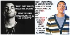 Andy Mineo & Trip Lee vs. Drake --> it doesn't take a genius to figure it out. See why I love this stuff?