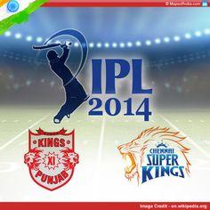 IPL 2014 – Review Of Match Between Kings XI Punjab Vs Chennai Super Kings