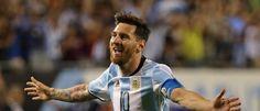 """Oficial: Messi regressa à selecção argentina """"não quero criar mais problemas"""" https://angorussia.com/desporto/oficial-messi-regressa-seleccao-argentina-nao-quero-criar-problemas/"""