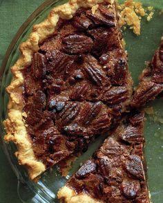 Emeril's Pecan-Chocolate Chip Pie - Martha Stewart Recipes