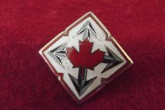 Canadian Armed Forces Mobile Command Badge After Unification Vancouver Island, Canadian Army, Military Insignia, How To Wake Up Early, Welding Projects, Armed Forces, Firefighter, Cool Pictures, Arms