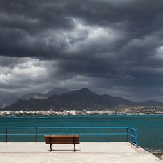 The first signs of autumn in Ierapetra #Grete #Greece