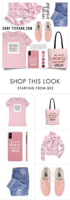 """""""#PolyPresents: Wish List (5)"""" by samra-bv ❤ liked on Polyvore featuring Talbots, Taya, Vans and Kjaer Weis"""