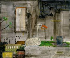 'bird falls near chinese garbage' john lurie