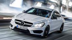 Mercedes-Benz CLA-45 AMG