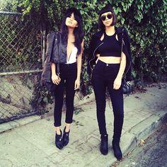 lusttforlifeblog:  Girls night out. : @nebula_x