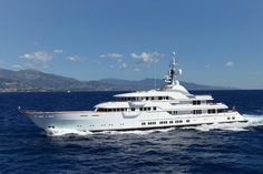 Hampshire II - 78.5m - 257ft 6in - Feadship - 2012