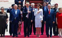 Trump asegura en Israel que hay una oportunidad para lograr la paz en Oriente Medio