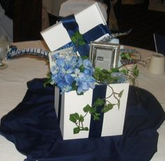 Bridal Shower Centerpiece Bridal Shower Centerpieces, Shower Ideas, Projects To Try, Cupcakes, Gift Wrapping, Party Ideas, Wedding Ideas, Weddings, Table Decorations