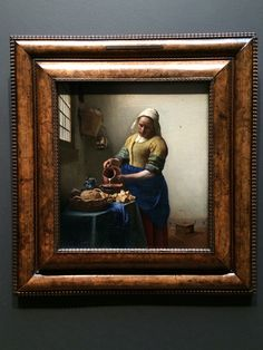Arte holand s 1 on pinterest johannes vermeer pieter for Biographie de vermeer