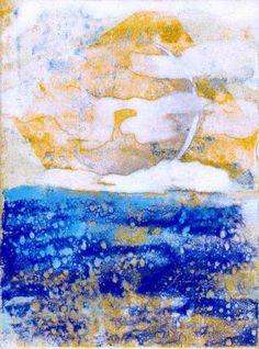 White Moon - Makoto Fujimura