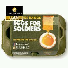 Military Eggs