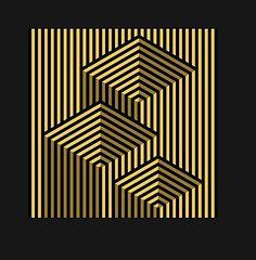 Geometric Patterns by Seth Nickerson Visual Geometric Patterns by Seth Nickerson – Fubiz Media:Visual Geometric Patterns by Seth Nickerson – Fubiz Media: Optical Illusions Drawings, Optical Illusion Quilts, Illusion Drawings, Illusions Mind, Optical Illusions For Kids, Art Drawings, Geometric Patterns, Geometric Art, Quilt Patterns