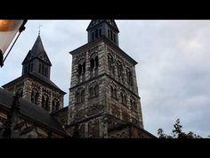 Bernard Winsemius bespeelt de Sint Servaes in Maastricht op 09.07.09 - YouTube