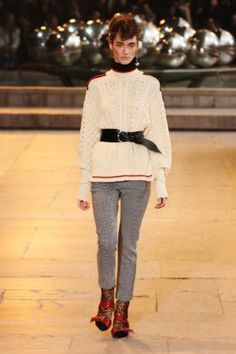 Isabel Marant Winter 2016 Collection | Isabel Marant