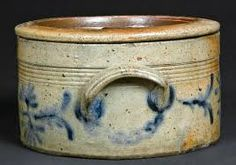 Image result for pottery butter bell
