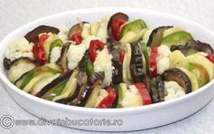ratatouille Nicu, Ratatouille, Zucchini, Foodies, Vegetables, Vegetable Recipes, Veggies