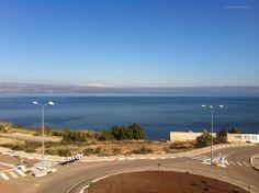 #SeaofGalilee #Kinneret #Snow #Holidays #Israel