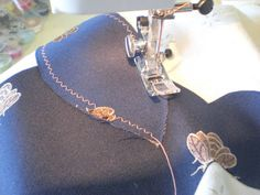 Etsy Labs Archive: Tutorial: Making and Applying Appliques