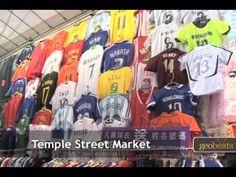 Street Markets, Hong Kong (China) - Travel Guide