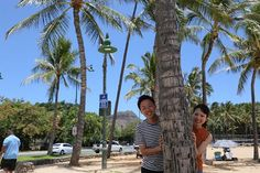 ヤシの木からひょっこり ハワイならではの場所でお写真いかがですか #kaila_tours #カイラツアーズ #hawaii #waikiki #ハワイ #ワイキキ #ハワイ旅行 #ハワイツアー #ハワイツアー会社 #ハワイオプショナルツアー #ハワイチャーターツアー#ハワイプライベートツアー#ハワイ個人ツアー #ハワイ好き #ハワイ大好き #ハワイ好きな人と繋がりたい#ウェディング #ハワイウェディング #ウェディングフォト #海外挙式  #前撮り #後撮り #エンゲージメントフォト #ハネムーン  #プレ花嫁さんと繋がりたい #新郎新婦 #marry花嫁