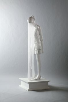#Kevin Francis Gray #Sculpture #Ghost