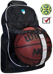 949aaa636c74 10 Best Basketball Backpacks Review in 2019. Soccer BallSports BasketballMost  Popular SportsBackpack ...