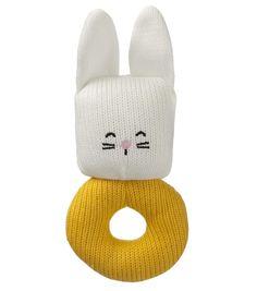 bunny rattle - HEMA