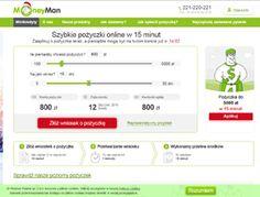 Nie każdy wie i nie każdy słyszał, że kolejna firma pozabankowa pojawiła się w Polsce. Dużo ofert kredytów i pożyczek do wyboru: chwilówki, ratalne - nawet promocja darmowej chwilówki się znajdzie dla nowego klienta. 1000 zł na 30 dni bo na tyle może liczyć w pakiecie Startowym. Sprawdź szczegóły na https://chwilowo.pl/opinie/money-man/
