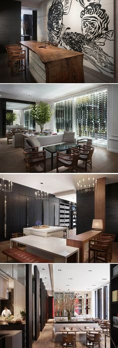 Andaz Fifth Avenue Restaurant by Tony Chi