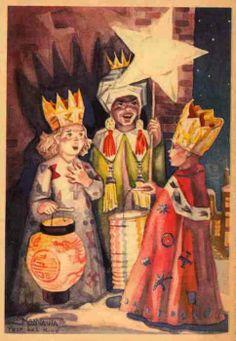3 reis crianças