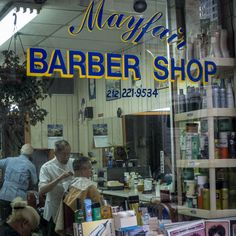 Barber Shop Forest Hills : Barber Shops and Barbers on Pinterest Barber Shop, Barber Chair and ...