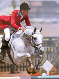 Abdullah *Pg*E*...The most successful show jumping Trakehner