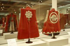 Art Beat, Samurai Armor, Japanese Embroidery, Katana, Traditional Dresses, Warfare, Kimono, History, Antiques