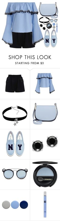 """""""Casual"""" by simona-altobelli ❤ liked on Polyvore featuring Tommy Hilfiger, Joshua's, Effy Jewelry, Ray-Ban, Dr.Hauschka, Burberry and Thierry Mugler"""