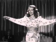 """Rita Hayworth - Amado mio"""" Amado mio"""" es una canción escrita por Doris Fisher y Allan Roberts, que se hizo famosa al incluirse en la hoy mítica película de 1946 Gilda. En el filme, la pieza es presentada por Rita Hayworth si bien en playback ya que la voz correspondía a Anita Ellis."""