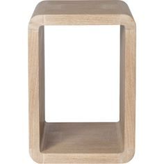 McGuire Furniture: Laura Kirar Desert Side Table: 955