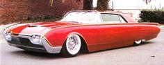 1962 Thunderbird....I knew I shouldn't of let my brother get the family Thunderbird.