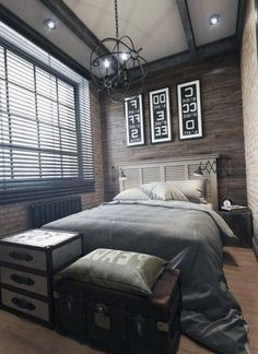 BEST 20 - Bedroom ideas for guys.