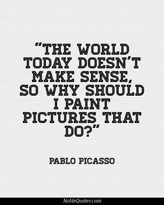Quotes About Art Amusing Art Quotes Picasso Arts Quotes On Pinterest 114  Language Of Art
