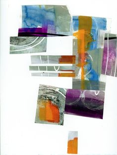 Scribbed painting 5